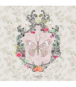 SERVIETTE PAPILLON