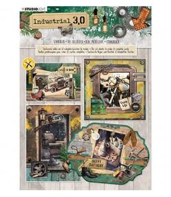 BLOC 3D A4 INDUSTRIAL 3.0  - 89