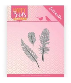 DIES PLUMES HAPPY BIRDS - JAD10089