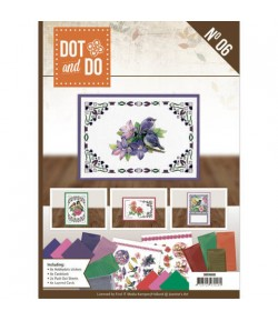 LIVRET KIT 3D DOT AND DO DODOA6006