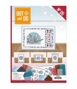 LIVRET KIT 3D DOT AND DO DODOA6005