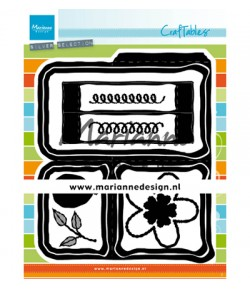 DIES CARTE CRAFTABLES - CR1433
