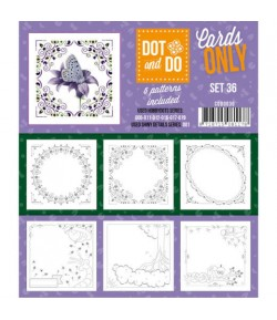 9 CARTES DOT AND DO SET036