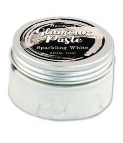 GLAMOUR PASTE WHITE 100G K3P61A