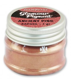 GLAMOUR POWDER PIGMENT ANCIENT PINK 7G KAPG06
