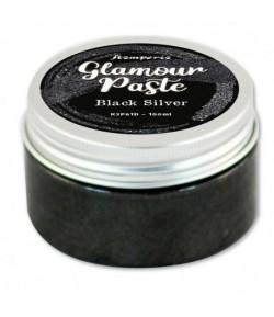 GLAMOUR PASTE BLACK SILVER 100G K3P61D