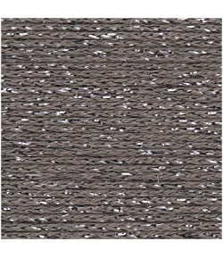 FASHION COTTON METALLISE GRIS ACIER (005)