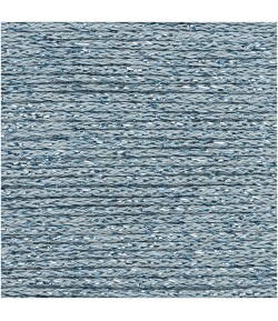 FASHION COTTON METALLISE AIGUE MARINE (015)