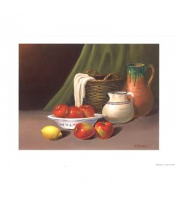 IMAGE 3D NATURE MORTE 24X30CM 9107090