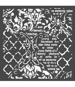 POCHOIR MUSIC 18X18 EP 0.25 KSTDQ35