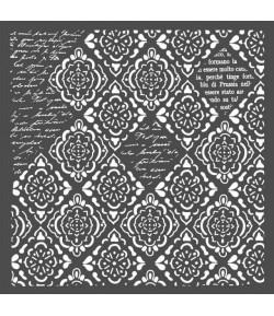 POCHOIR WALLPAPER RHOMBUS 30X30 EP 0.25 KSTDG02