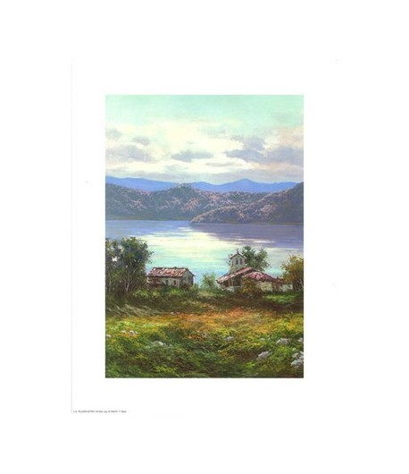 IMAGE 3D PAYSAGE 24X30 AS149