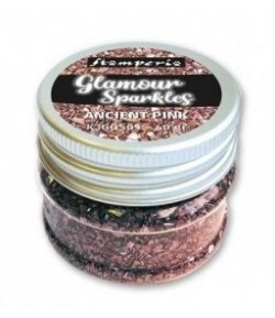 GLAMOUR SPARKLES ANCIENT PINK 40 G K3GGS06