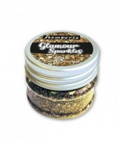 GLAMOUR SPARKLES OR 40G K3GGS02