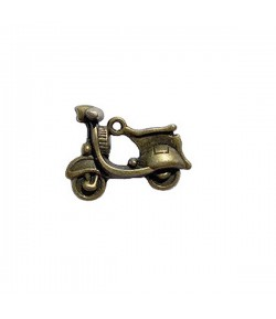 CHARM METAL BRONZE - SCOOTER