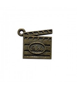 CHARM METAL BRONZE - CLAP CINEMA