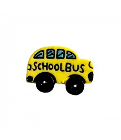 BUS SCHOOL EN PLASTIQUE