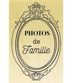 TAMPON BOIS - PHOTOS DE FAMILLE