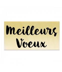 TAMPON BOIS - MEILLEURS VOEUX