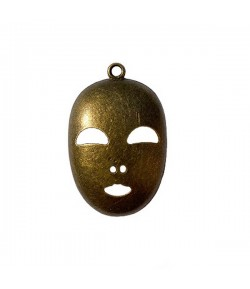 CHARM METAL BRONZE - MASQUE