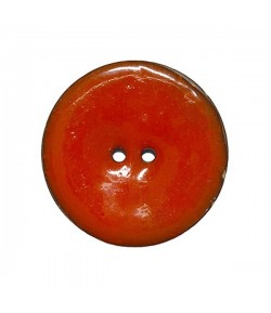 BOUTON COCO  4 CM - ROUGE