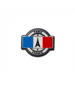LOGO PARIS FRANCE EN PLASTIQUE
