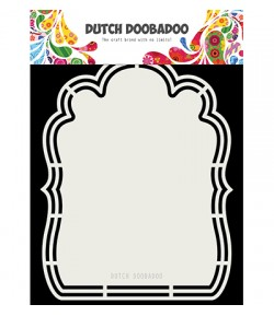 GABARIT LABEL SUSANNA - DUTCH DOOBADOO