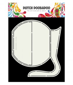 GABARIT BROC CARD - DUTCH DOOBADOO (695)