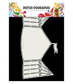 GABARIT CIRQUE CARD - DUTCH DOOBADOO (778)