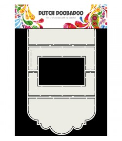 GABARIT CARD - DUTCH DOOBADOO (780)