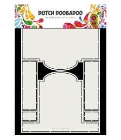 GABARIT CARD - DUTCH DOOBADOO (781)