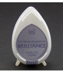 MINI-ENCREUR BRILLANCE STARLITE SILVER - BD-093