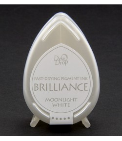 MINI-ENCREUR BRILLANCE MOONLIGHT WHITE - BD-080