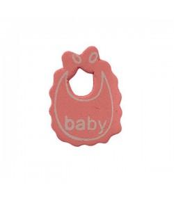 BAVOIR EN BOIS BABY - ROSE