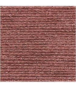 FASHION COTTON METALLISE RUBIS (019)
