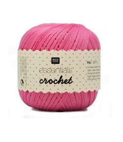 COTON MERCERISÉ ESSENTIALS CROCHET - ORCHIDÉE (029)