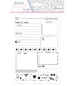 TAMPONS PLANNER PAGE DAY - 03916 BULLET JOURNAL
