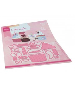 DIES COLLECTABLES CUPCAKE - COL1481