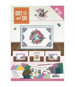 LIVRET KIT 3D DOT AND DO DODOA6003