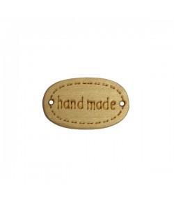 BOUTON EN BOIS - HAND MADE