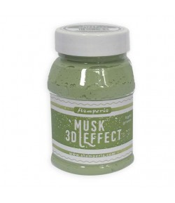 MUSK 3D EFFECT LIGHT GREEN - 100 ML - K3P64