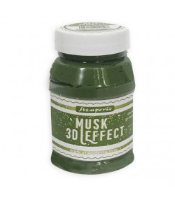 MUSK 3D EFFECT DARK GREEN - 100 ML - K3P65