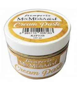 CREAM PASTE METALLIC GOLD 150 ML - K3P53B