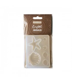 MOULE SILICONE COQUILLAGES - KACM01