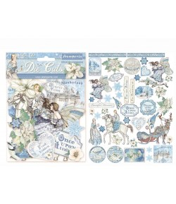 FORMES CARTON - DIE CUTS WINTER TALES DFLDC17