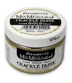 PATE CRAQUELE - CRACKLE PAST MONOCOMPOSANT OR 150ML