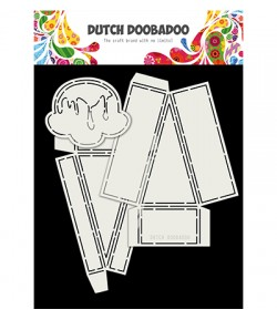 GABARIT ICE CREAM BOX - DUTCH DOOBADOO (064)