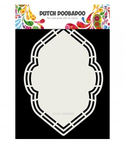 GABARIT LABEL ART ALYCIA - DUTCH DOOBADOO (191)