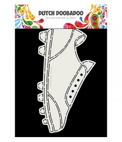 GABARIT CHAUSSURE DE FOOT - DUTCH DOOBADOO (793))