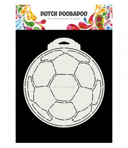 GABARIT BALLON DE FOOT - DUTCH DOOBADOO (792))